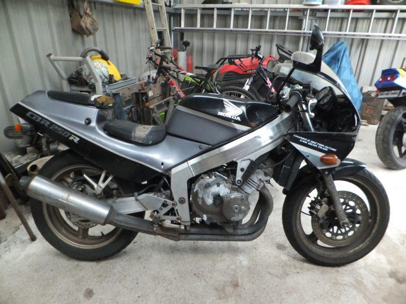 For Sale : Cbr250 MC19