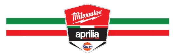 Superpole 2 start at Aragon for Milwaukee Aprilia